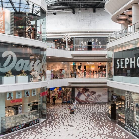 Shopping Malls and Merchants