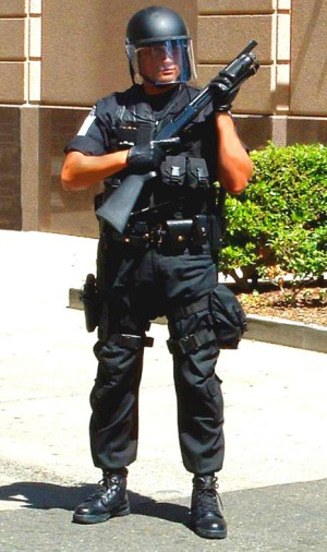 DHS Riot Gear