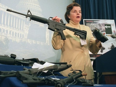 BREAKING: Dianne Feinstein's Assault Weapons Ban Officially, Overwhelmingly DEAD