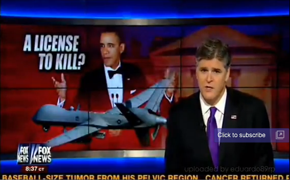 Rand Paul: Obama Wants No Judicial Oversight To Kill An American - Hannity 3/5