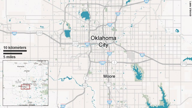 Oklahoma City tornado: What we know