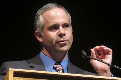 Rep. Tim Huelskamp, R-Kan., says the Department of Homeland Security was planning to buy 1.6 billion rounds of ammunition over the next five years.
